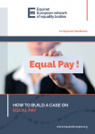 How to build a case on equal pay (2016)