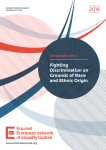 Fighting Discrimination on Ground of Race and Ethnic Origin (2016)