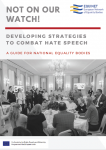 Developing strategies to combat hate speech