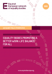 Equality Bodies promoting a better Work-Life Balance for all (2013)