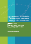 Equality Bodies and National Human Rights Institutions (EN)