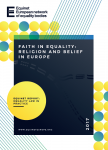 Faith in Equality: Religion and Belief in Europe (2017)