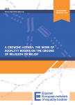 A Growing Agenda: The Work of Equality Bodies on the Ground of Religion or Belief (2015)