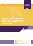 Contributing to the protection, respect and fulfillment of Economic and Social Rights (2015)