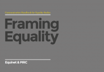 Framing Equality: Communication Handbook for Equality Bodies (2017)