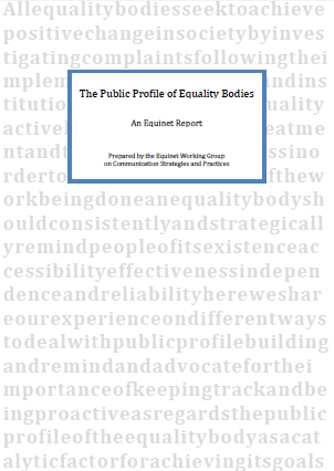 Public Profile of Equality Bodies (2015)