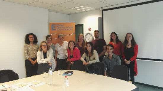 Equinet meets with civil society organisations