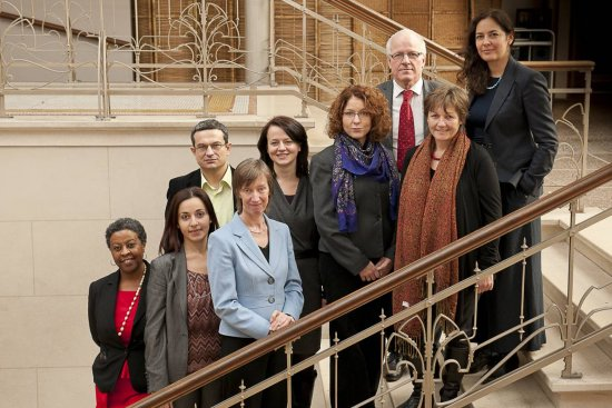 Equinet Executive Board 2011-2013  (Click to enlarge picture)